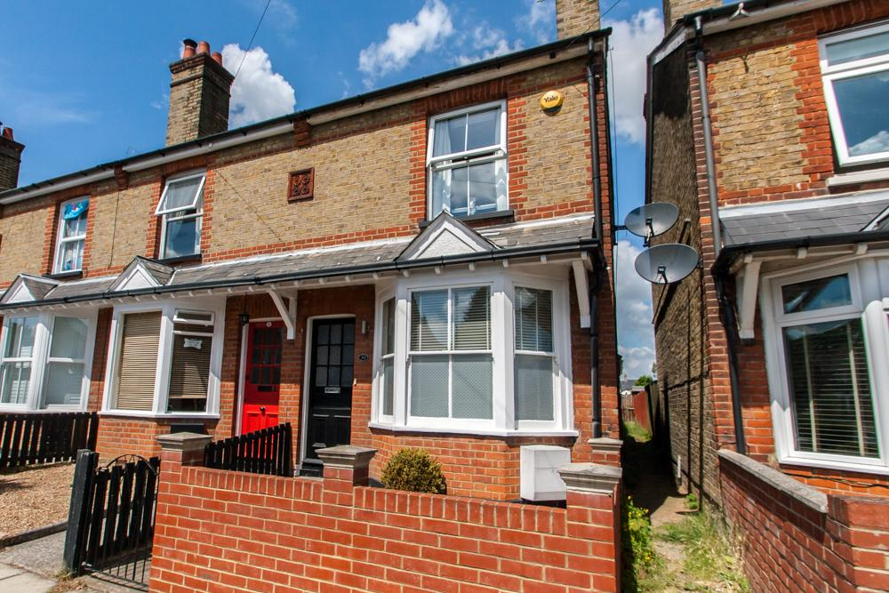 2 Bedroom End Of Terrace House For Sale On Vicarage Road Bear Estate Agents
