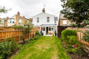 Garden  of Boscombe Road, Southend-on-Sea, Essex