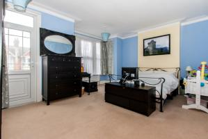 Bedroom  of Boscombe Road, Southend-on-Sea, Essex