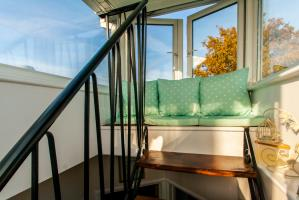 Roof Terrace of Bailey Road, Leigh-on-Sea, Essex