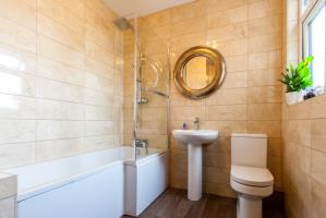 Bathroom of Bailey Road, Leigh-on-Sea, Essex