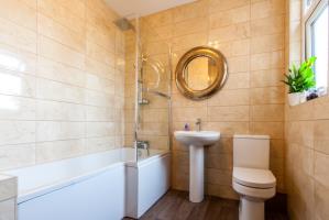 Bathroom of Bailey Road, Leigh-on-Sea, Essex