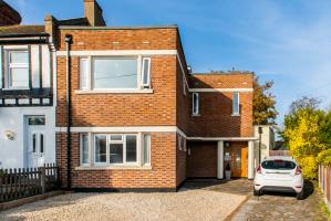 Front of Bailey Road, Leigh-on-Sea, Essex
