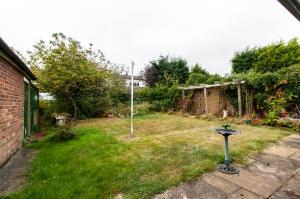Garden of Ashingdon Road, Rochford, Essex