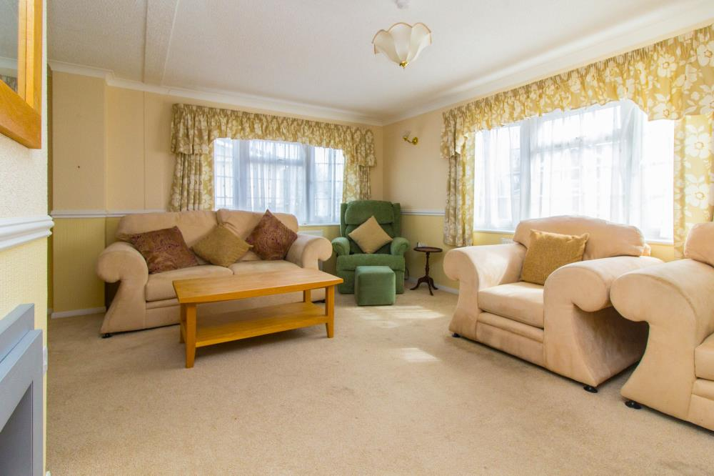 Two Double Bedroom Park Home On East Beach Park