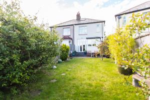 Garden of Priory Crescent, Southend-on-Sea, Essex