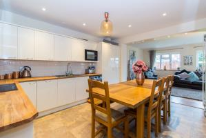Kitchen/Diner of Manners Way, Southend-on-Sea, Essex