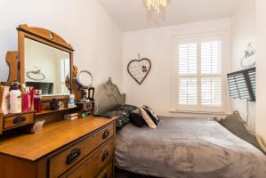 Bedroom Two of North Street, Leigh-on-Sea, Essex