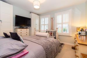 Bedroom One of North Street, Leigh-on-Sea, Essex