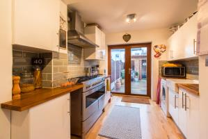Kitchen of North Street, Leigh-on-Sea, Essex