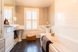 Bathroom of North Street, Leigh-on-Sea, Essex