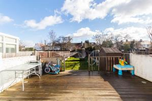 Garden of Seaforth Avenue, Southend-on-Sea, Essex