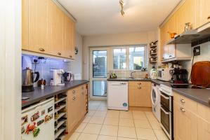 Kitchen of Village Green, Canewdon, Rochford, Essex