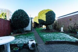 Garden of Village Green, Canewdon, Rochford, Essex