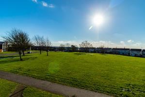 Open Green of Village Green, Canewdon, Rochford, Essex