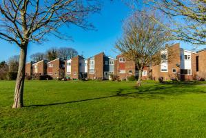 Front of Village Green, Canewdon, Rochford, Essex