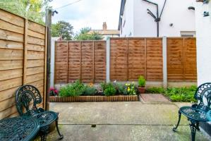 Garden of Baxter Avenue, Southend-on-Sea, Essex