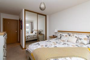 Bedroom of Southchurch Avenue, Southend-on-Sea, Essex