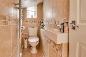 WC of Nelson Road, Leigh-on-Sea, Essex