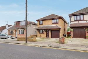 Front of Nelson Road, Leigh-on-Sea, Essex