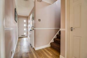 Entrance Hall of Nelson Road, Leigh-on-Sea, Essex