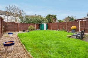 Garden of Nelson Road, Leigh-on-Sea, Essex