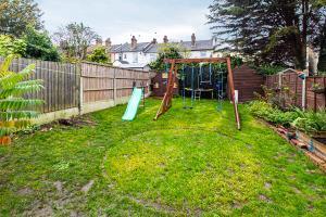 Garden of Hainault Avenue, Westcliff-on-Sea, Essex