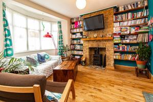 Lounge of Hainault Avenue, Westcliff-on-Sea, Essex